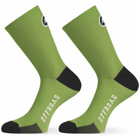 assos XC Socks pan green